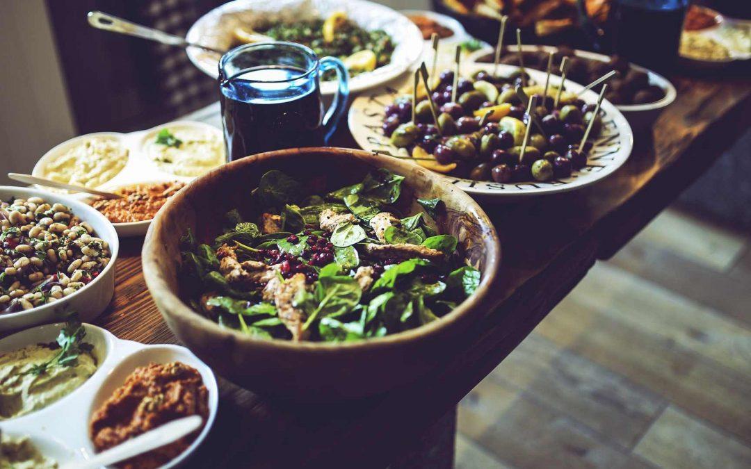 Modna kuchnia, czyli co jest git wświecie fit