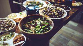 Modna kuchnia fit, jedzenie i potrawy